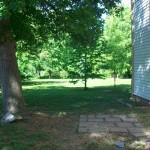 FROG Roanoke side yard 2